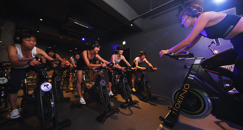 CYCLING FITNESS 体験レッスン